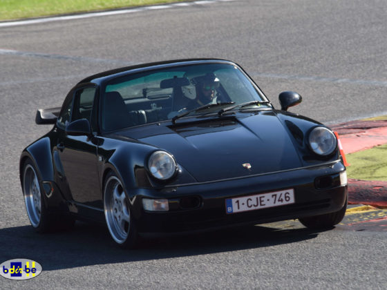 Sunset Track - Porsche